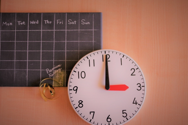 ライフスタイルに合わせて朝6時から深夜1時まで好き時間にレッスン受講可能!